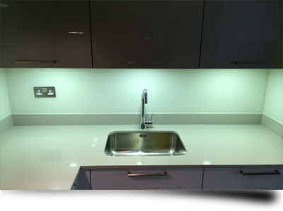 Bespoke glass mirrors from Splashbacks of Distinction