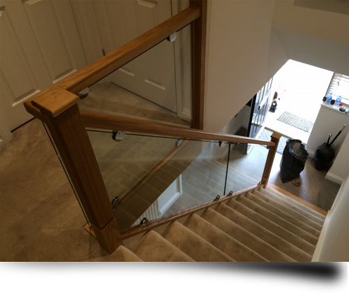 Glass Balustrades from Splashbacks of Disinction