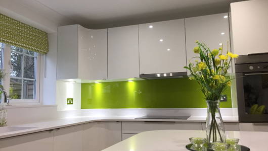 Splashbacks of Distinction