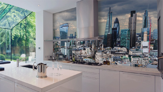 Massive range of printed splashbacks