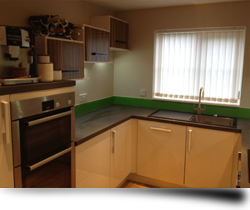 Survey and Fitting Services from Splashbacks of Disinction